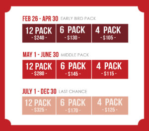 ticket packages image