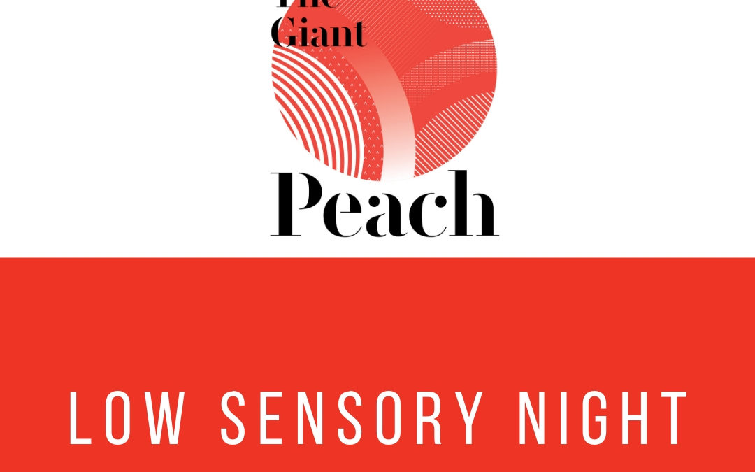 James and the Giant Peach | Low Sensory Night