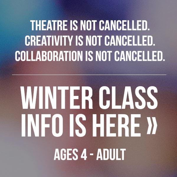 Winter Class Info